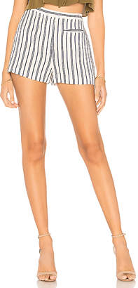 Milly High Waist Trudee Short