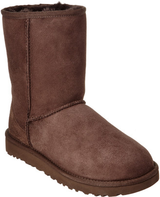UGG Women's Classic Short Ii Water-Resistant Twinface Sheepskin Boot