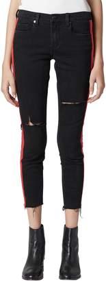 Blank NYC BLANKNYC The Bond Side Zip Ripped Skinny Jeans