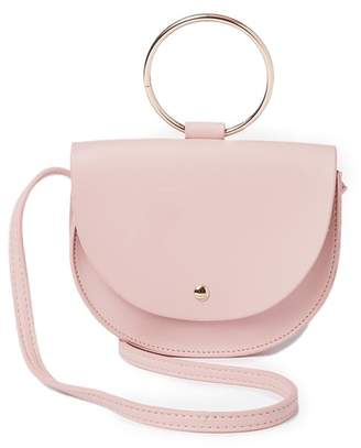 Cotton On & Co. Ava Ring Handle Saddle Bag