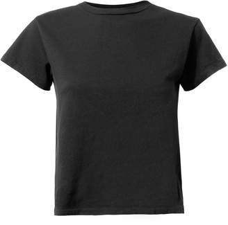 RE/DONE The Classic Black T-Shirt