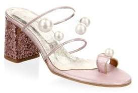 Zero Gravity Elina Linardaki Elina Linardaki Women's Toe Ring Sandals - Black - Size 39 (9)