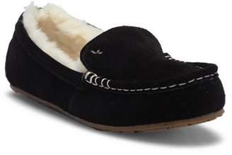 Koolaburra BY UGG Lezly Genuine Shearling & Faux Fur Lined Slipper