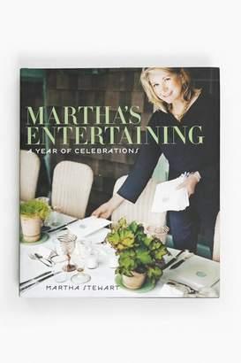 Rizzoli Martha's Entertaining: A Year of Celebrations
