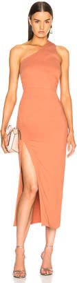 Michelle Mason Back Strap Dress in Desert Rose | FWRD