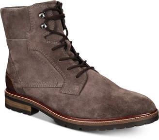 Bar III Men Whitaker Suede Boots, Men Shoes