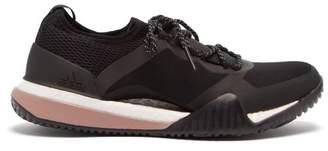 adidas by Stella McCartney Pureboost X Tr 3.0 Trainers - Womens - Black