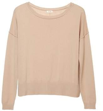 Cuyana Wool Cashmere Boatneck Sweater