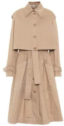 Stella McCartney Cotton trench coat
