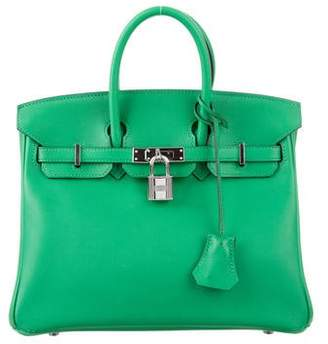 Hermes Swift Birkin 25