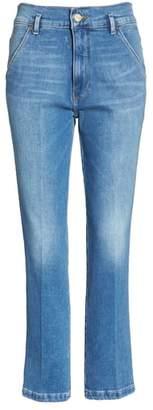 Frame Le Slender Straight Leg Jeans