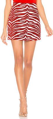 NBD Wild Child Mini Skirt