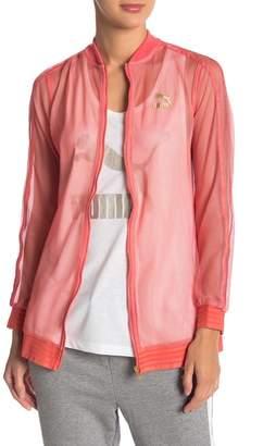 Puma Mesh Jacket