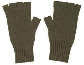 Armand Diradourian Cashmere Fingerless Gloves w/ Tags
