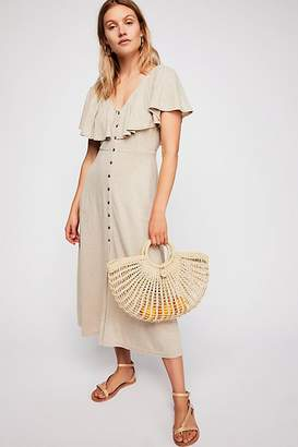 Fp Beach Messenger Midi Dress