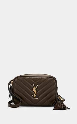 Saint Laurent Women's Loulou Leather Belt Bag - Brown