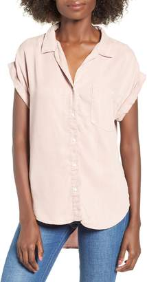 SP Black Cap Sleeve Shirt