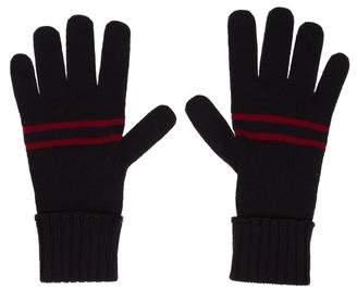 Gucci Wool Knit Gloves