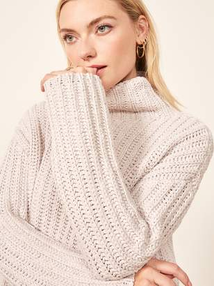Reformation La Ligne X Never-Let-Me-Go Sweater