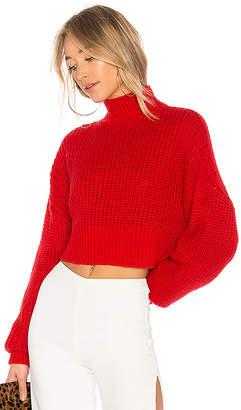 Lovers + Friends Union Sweater
