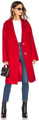 KENDALL + KYLIE Wool Overcoat