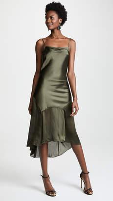 Fleur Du Mal Teardrop Slip Dress