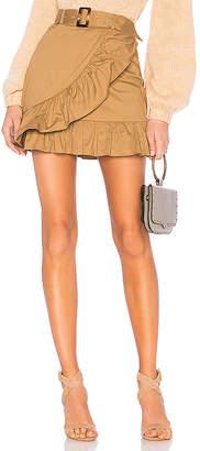 Majorelle Baldwin Mini Skirt