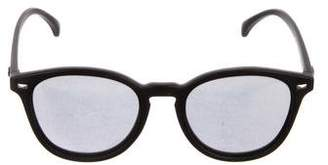 Le Specs Bandwagon Tinted Sunglasses