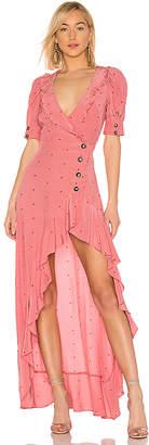 For Love & Lemons X REVOLVE Wrap Dress