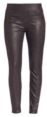 7 For All Mankind Jen7 by Jen7 by Women's Comfort Skinny Pants - Black - Size 12
