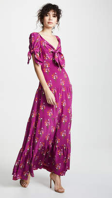 Ophelia Borgo de Nor Maxi Dress