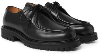 Mr P. Jacques Leather Derby Shoes