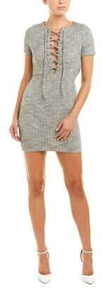 J.o.a. Ribbed Sheath Dress