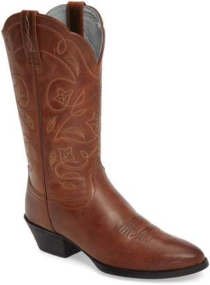 Ariat Heritage Western R-Toe Boot