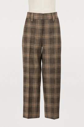 Acne Studios Wool suit pants