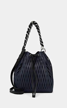 Sonia Rykiel Women's Le Baltard Leather Bucket Bag - Navy