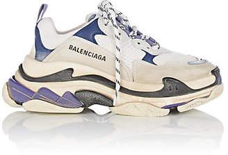 Balenciaga Women's Triple S Sneakers - Gray