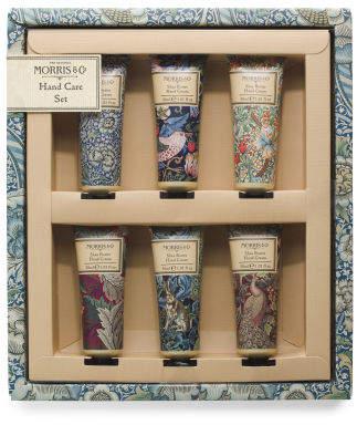 6pc Morris Hand Cream Gift Set