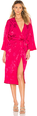 Lovers + Friends Bali Kimono Dress