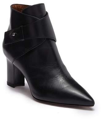 Aquatalia Misha Waterproof Leather Pointed Toe Boot