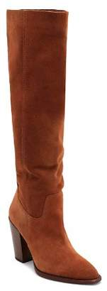 Dolce Vita Women's Kylar Suede Over-the-Knee Slouch Boots