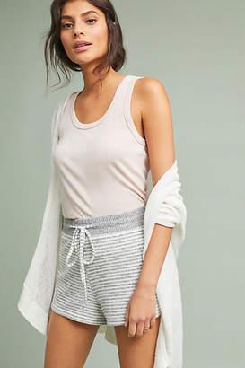 Saturday/Sunday Vacation Brushed Fleece Shorts