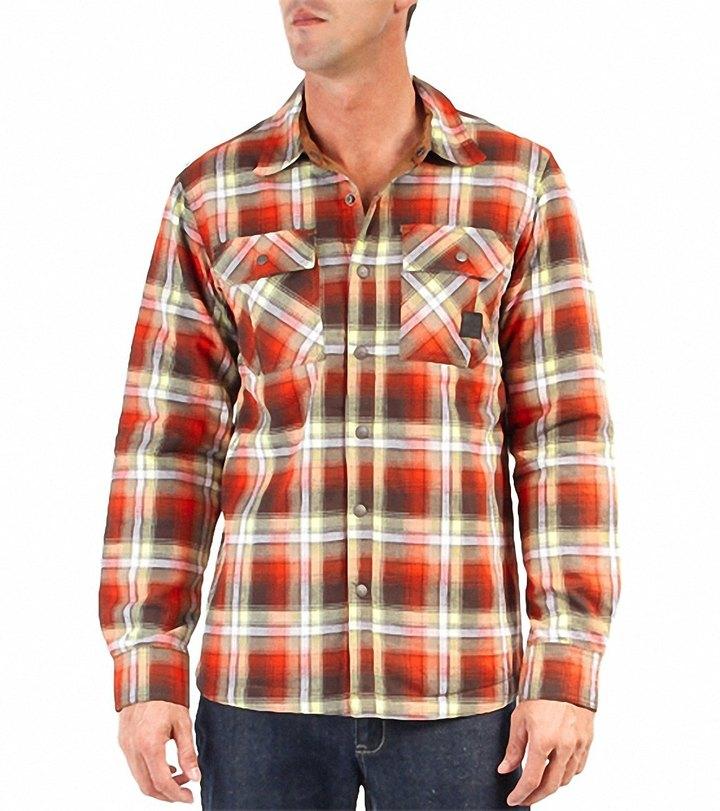 Oakley beatbox woven long sleeve shirt