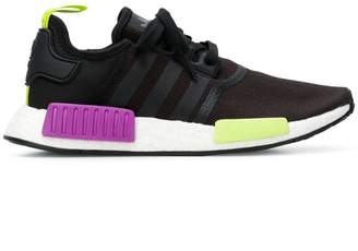 adidas NMD R1 neon detailed sneakers