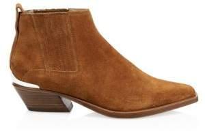 Rag & Bone Rag& Bone Women's Westin Suede Ankle Boots - Tan - Size 37 (7)