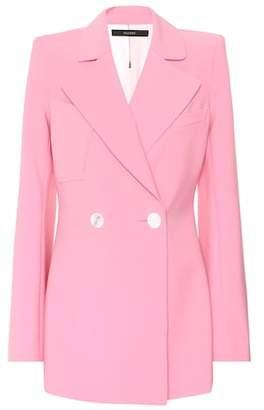 Ellery Calling Card wool-blend blazer