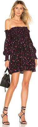 For Love & Lemons X REVOLVE Off The Shoulder Dress