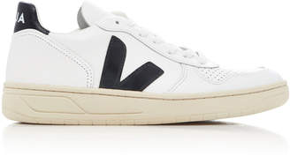 Veja V10 Leather Sneakers