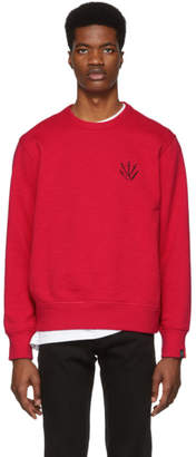 Rag & Bone Red Dagger Sweatshirt