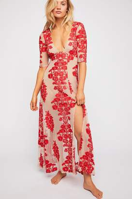 For Love & Lemons Temecula Summer Maxi Dress